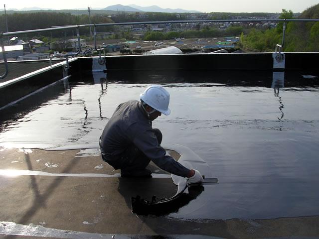 ケミアスルーフ防水 工法詳細画像