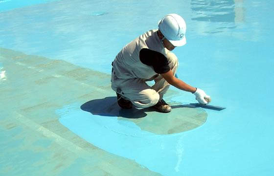 塗膜防水 工法詳細画像