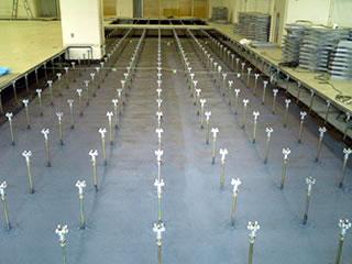ポリマーセメント系塗膜防水 工法画像