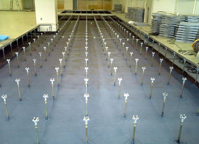 ポリマーセメント系塗膜防水 工法詳細画像