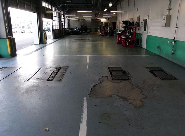 塗り床工事 工法詳細画像