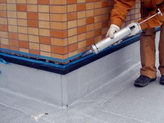 シーリング工事 工法画像
